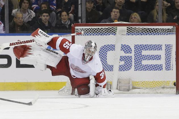 Detroit Red Wings' Playoff Chances Are Getting Uncomfortably Slim