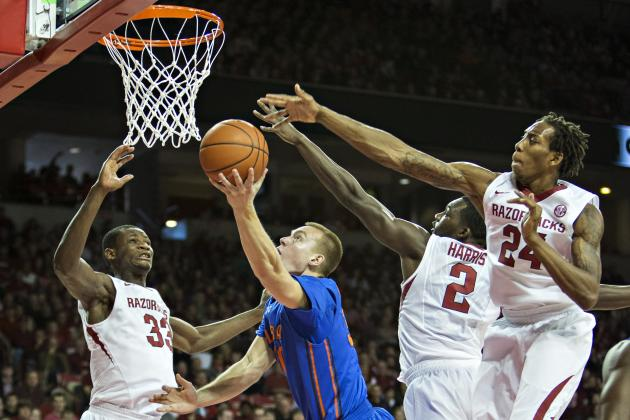 SEC Tournament 2014: Dark Horses Most Likely to Take Down Florida