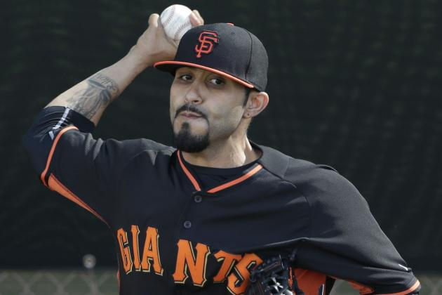 What to Make of Sergio Romo's Rocky Spring
