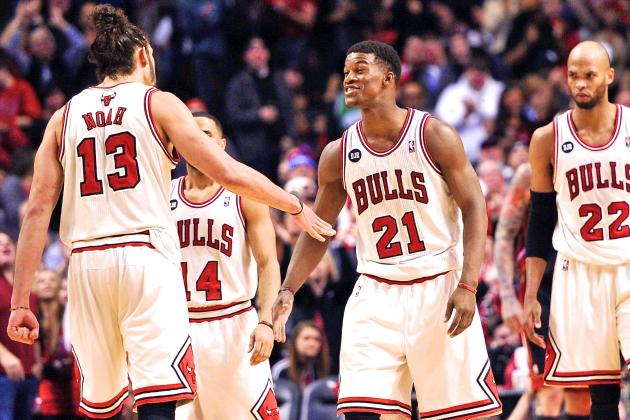 Chicago Bulls Reminding the NBA They Can Never Be Counted Out