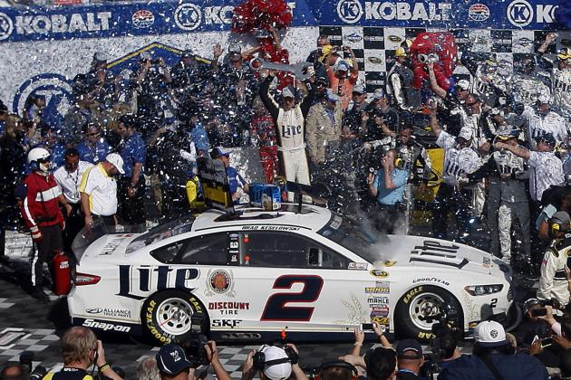 Brad Keselowski's Outlook for Rest of 2014 NASCAR Season After Win at Las Vegas