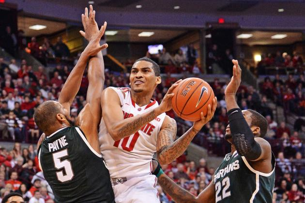 Big Ten Tournament 2014: Schedule, Bracket and Viewing Info