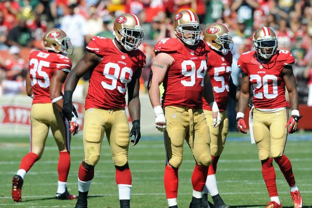 Why the San Francisco 49ers Should Add Defensive Line Depth in the NFL Draft
