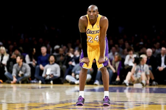 What LA Lakers Need from Kobe Bryant During Rebuilding Phase