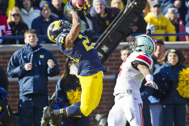 Michigan Football: Breaking Down How Doug Nussmeier Will Replace Jeremy Gallon