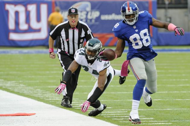 New York Giants: Why the Giants Should Give Hakeem Nicks Another Chance