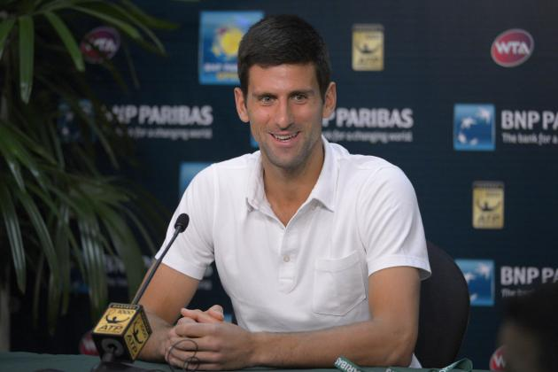 Novak Djokovic vs. Victor Hanescu: Score and Recap from 2014 Indian Wells