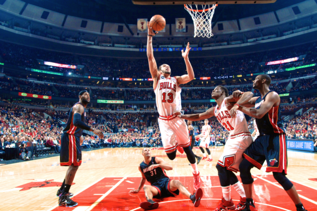 Relentless Joakim Noah Shows Miami Heat What They're Missing