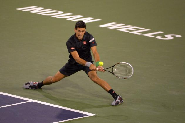 Indian Wells 2014 Results: Day 4 Scores, Updated Bracket and Day 5 Schedule