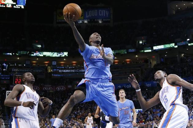 Jamal Crawford's Case for NBA Sixth Man of the Year