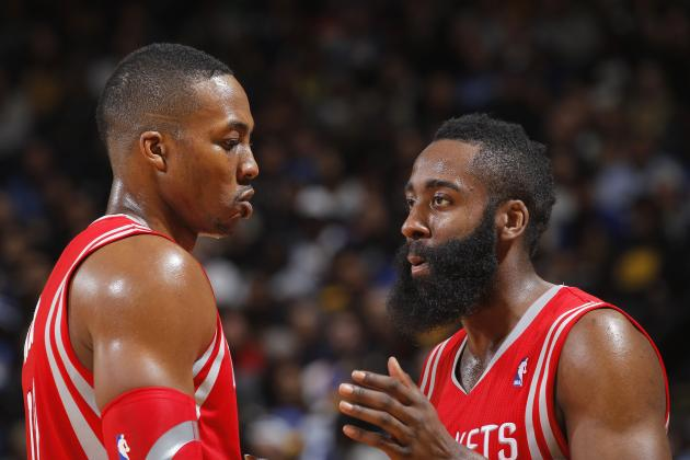 Houston Rockets Hottest Team in NBA, but Should We Call Them Title Favorites?
