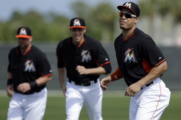 Predicting the Miami Marlins' Starting Lineup Halfway Through Spring Training