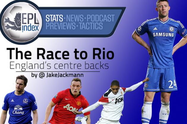 The Race To Rio: England CB's | Lescott V Jones V Smalling V Caulker