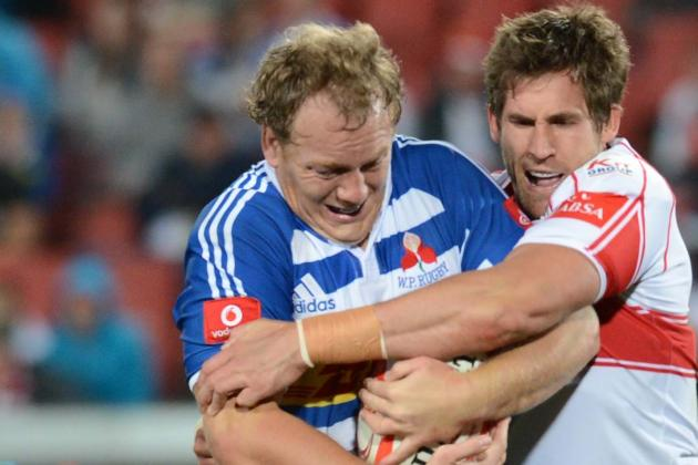 Stormers Front Row Duo's Tour over