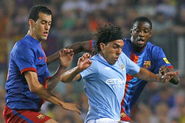 Who Is Better: Yaya Toure or Sergio Busquets?