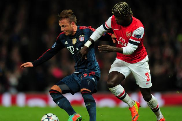 Bayern Munich vs. Arsenal: Date, Time, Live Stream, TV Info and Preview