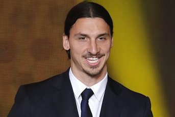 Zlatan Ibrahimovic Gives Life Advice with #DareToZlatan on Twitter
