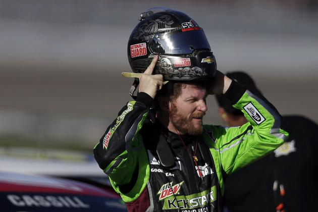 Dale Earnhardt Jr. off to Best Start of His Career