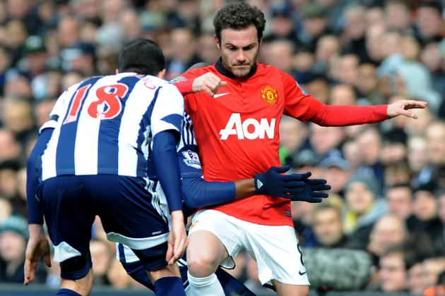 Juan Mata Says Manchester United Are Not Getting the Best out of Him