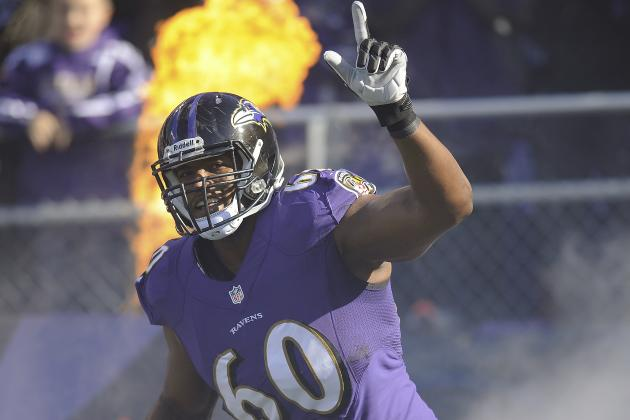 Ravens Still Talking with Eugene Monroe, Hopeful Deal Can Be Reached