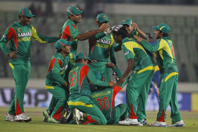 Bangladesh vs. Afghanistan, World T20: Date, Time, Live Stream, TV Info, Preview