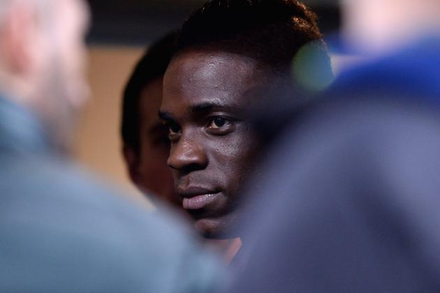 Aviation Chief Likens Holders of Fake Passports to Mario Balotelli