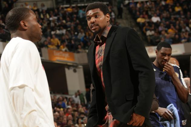 Andrew Bynum Says He Could Play for Pacers on Friday in Philly