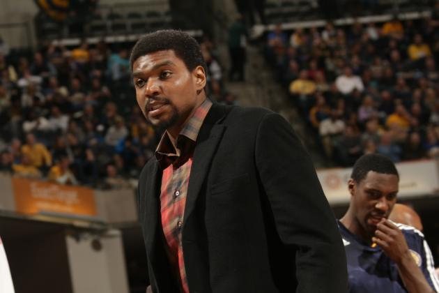 Andrew Bynum Could Make His Pacers Debut Friday