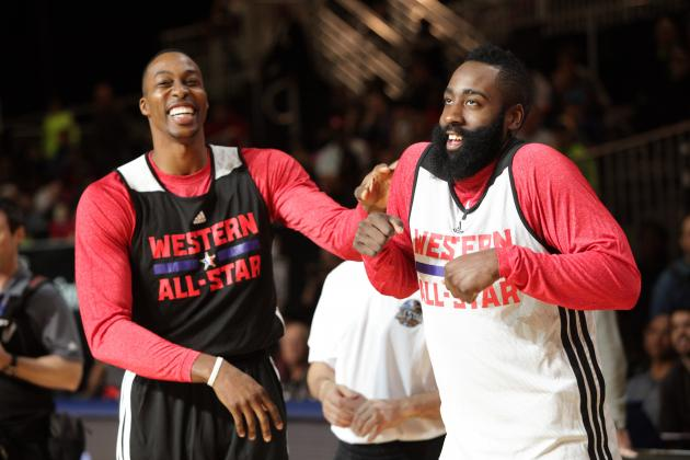 Is James Harden or Dwight Howard the Houston Rockets' Best Player?