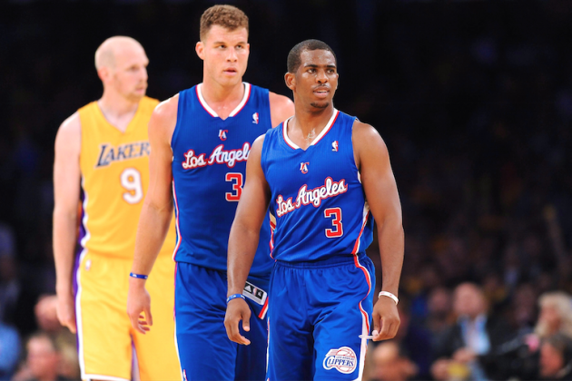Chris Paul, Clippers Ditch Los Angeles Inferiority Complex in Favor of Winning