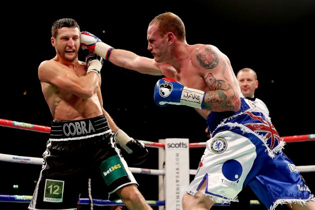 Carl Froch vs. George Groves: Top Takeaways and Comments from Press Conference
