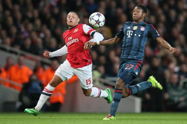 Bayern Munich vs. Arsenal: Live Stream, Preview and Prediction
