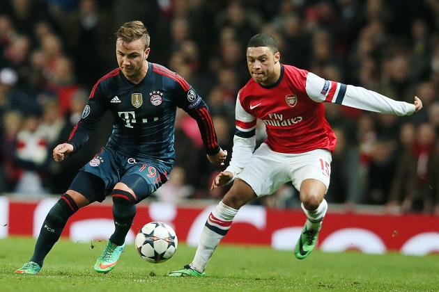 How Bayern Munich will line up against Arsenal in the Champions League