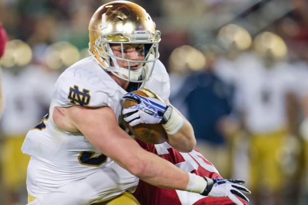 ND's Backfield Standard-Bearer