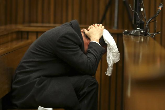 Pistorius Vomits During Graphic Testimony