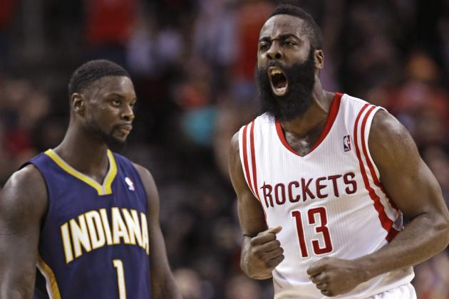 James Harden Calls Houston Rockets the Best Team in the NBA