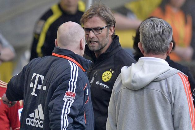 Dortmund vs. Bayern: Klopp Wins the Latest Round in Sammer Row