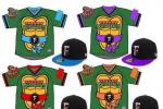 Minor League Team to Rock 'Teenage Mutant Ninja Turtles' Unis