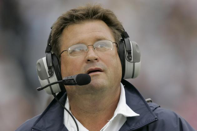Penn State Football Made Severance Payments of $2.5 Million in 2012-13