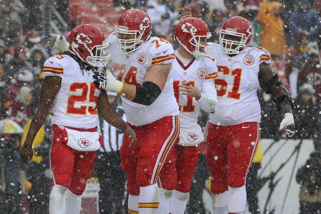 Some options for the Chiefs' OL