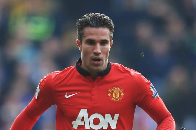Robin van Persie Can Only Be Truly Great for Manchester United If He's Happy