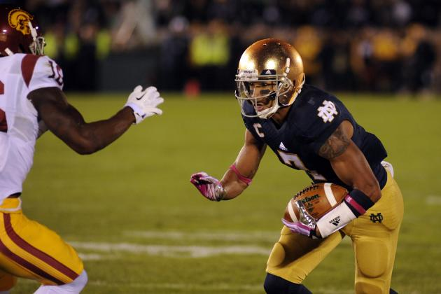 Breaking Down How Notre Dame Will Replace TJ Jones