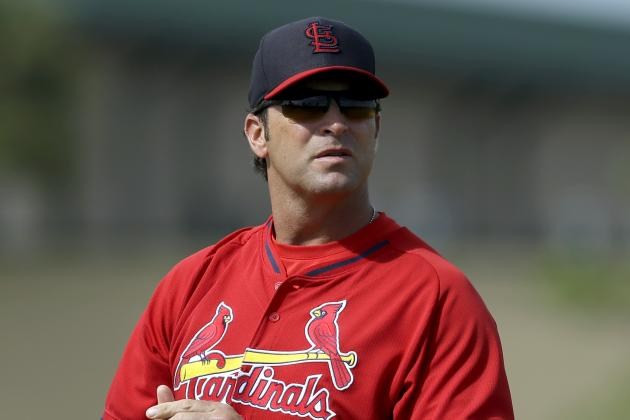 Matheny Eager to See Newly Signed Diaz in Games