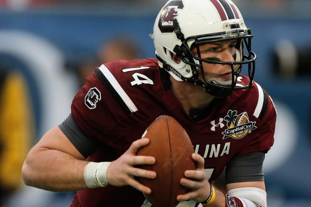 Jaguars, Seahawks Keeping Up with Connor Shaw