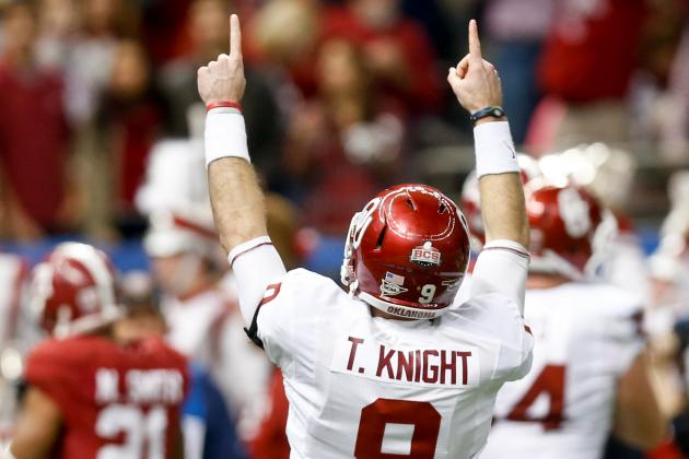 Signs of a successful spring for the Sooners