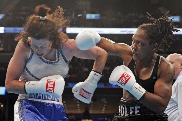 Women's Boxing Champion Ann Wolfe: 'I'd F*** Ronda Rousey Up'