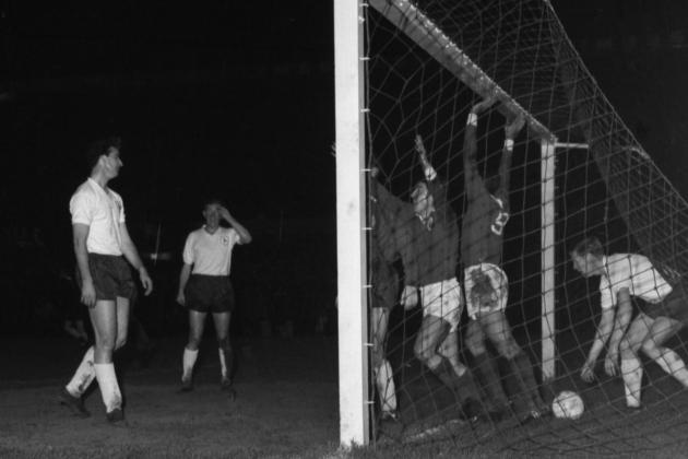 Remembering the 1962 European Cup Semi-Final Tottenham Hotspur vs. Benfica