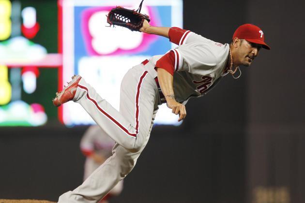Trading Ichiro Suzuki for Philadelphia Phillies' Mike Adams Makes Too Much Sense