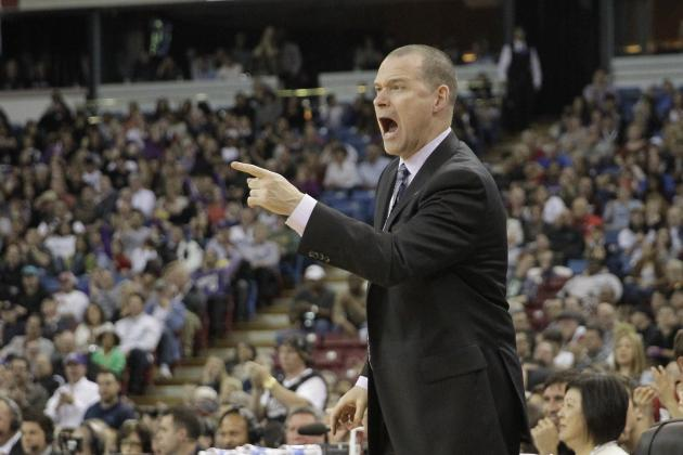 Sacramento Kings Coach Rips Players, Selfish Team Has 'Disease of Me'