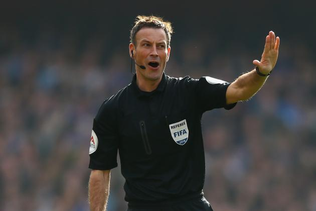 Mark Clattenburg Assigned to Manchester United vs. Liverpool